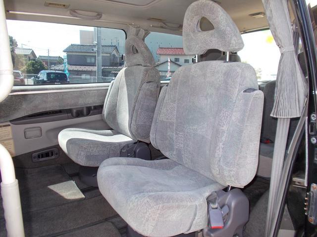 エクシードI 4WD軽油 サンルーフ フロント&サイドガード(14枚目)