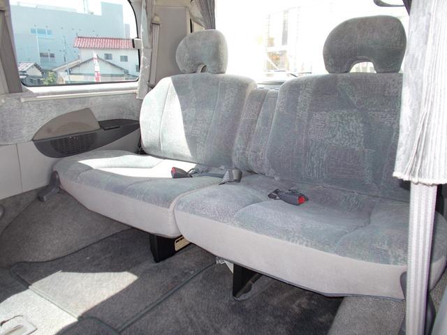 エクシードI 4WD軽油 サンルーフ フロント&サイドガード(15枚目)