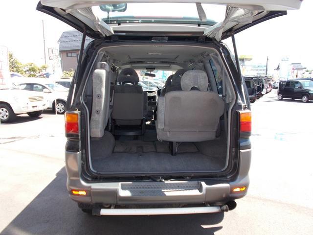 エクシードI 4WD軽油 サンルーフ フロント&サイドガード(17枚目)