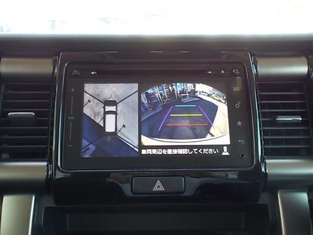 JスタイルII 8型SDナビ全周囲カメラ 衝突軽減 4WD(3枚目)