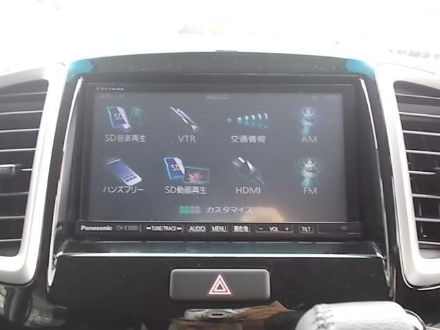 DJE 4WD SDナビ左電動ドアフルセグエンスタ禁煙車(3枚目)