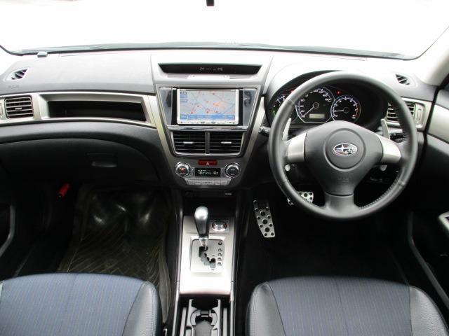 2.5i-S4WD 1セグHDDナビ ETC HID 禁煙車(2枚目)