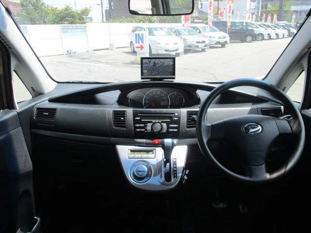 X VS II 禁煙車 CD ポータブルオーディオ フルセグ ETC フォグ ヘッドライトレベライザー スマートキー 電格ミラー ベンチシート フルフラットシート 純正14インチアルミ ドアバイザー(2枚目)