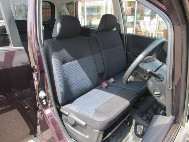 X VS II 禁煙車 CD ポータブルオーディオ フルセグ ETC フォグ ヘッドライトレベライザー スマートキー 電格ミラー ベンチシート フルフラットシート 純正14インチアルミ ドアバイザー(16枚目)