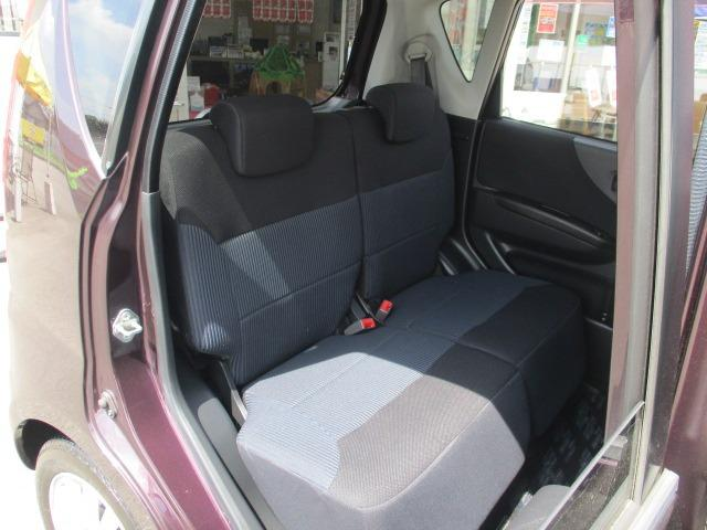 X VS II 禁煙車 CD ポータブルオーディオ フルセグ ETC フォグ ヘッドライトレベライザー スマートキー 電格ミラー ベンチシート フルフラットシート 純正14インチアルミ ドアバイザー(17枚目)