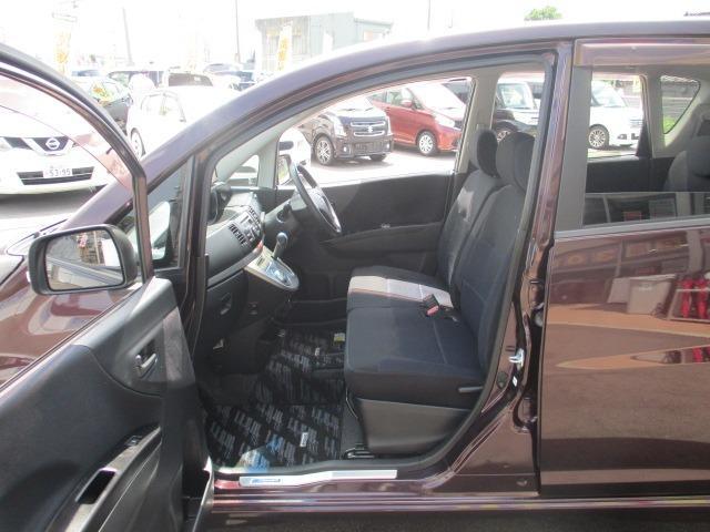 X VS II 禁煙車 CD ポータブルオーディオ フルセグ ETC フォグ ヘッドライトレベライザー スマートキー 電格ミラー ベンチシート フルフラットシート 純正14インチアルミ ドアバイザー(18枚目)