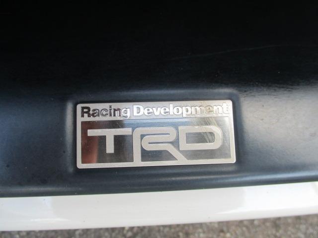 GT 禁煙 ENKEI RS05RRレーシングレヴォリューション18インチ TRDエアロ タイミングチェーン 地デジSDナビ Bカメラ ETC HID オートライト スマートキー 2018年式グッドイヤー(14枚目)