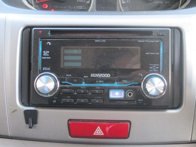 カスタム G タイミングチェーン USB AUX オートAC スマートキー&Pスター iストップ 電格ミラー リアスポ ドアバイザー シートリフター ドアミラーウィンカー フォグ HID 盗難防止 社外14アルミ(3枚目)
