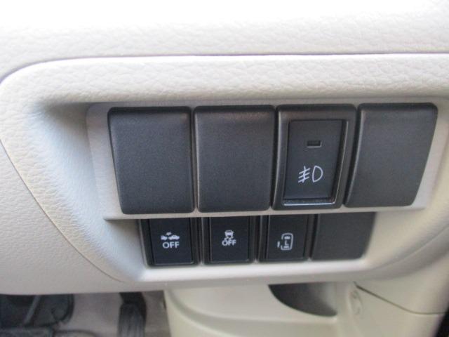E 4WD 禁煙1オーナー 衝突軽減 地デジSDナビ ブルートゥース バックカメラ オートAC シートヒーター 左側電動ドア スマートキー&プッシュスタート オートライト フォグ HID 14インチアルミ(9枚目)