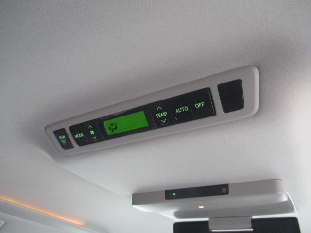 2.4Z ゴールデンアイズ 後期型 純正8型HDDナビ 地デジ フリップダウンモニター ブルートゥース バックカメラ 両側電動ドア 電動バックドア クルコン ビルトインETC ハーフレザーシート 2列目オットマン HID フォグ(7枚目)