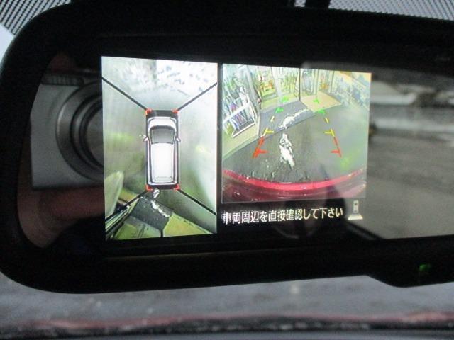 Tセーフティパッケージ 禁煙車 ターボ 衝突軽減 地デジ全方囲カメラSDナビ Bluetooth DVD アイドリング スマートキー ミラーウインカー シートヒーター LEDヘッドライト フォグ オートAC 純正アルミ(7枚目)