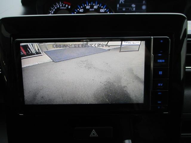 ハイブリッドX 禁煙車 衝突軽減 地デジSDナビ Bluetooth DVD再生 バックカメラ LEDライト フォグ オートライト シートヒーター コーナーセンサー スマートキー アイドリング ETC 純正アルミ(6枚目)