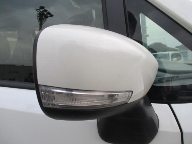 ハイブリッドX 禁煙車 衝突軽減 地デジSDナビ Bluetooth DVD再生 バックカメラ LEDライト フォグ オートライト シートヒーター コーナーセンサー スマートキー アイドリング ETC 純正アルミ(35枚目)