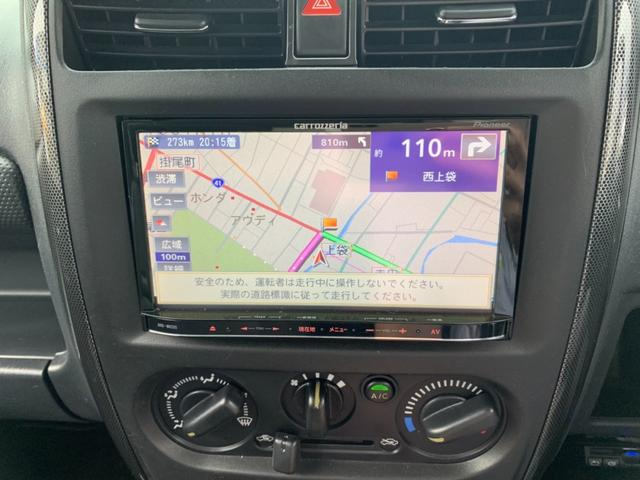 クロスアドベンチャーXC 禁煙車-栃木仕入-走行18100キロ 4WD メモリーナビ ワンセグ ETC キーレス CD再生 レザーシート シートヒーター 電動格納ミラー ミラーウィンカー 背面タイヤ 純正16インチアルミ(4枚目)