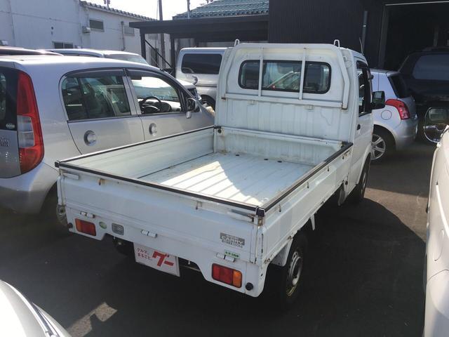660 オートマ CD 4WD エアコン パワステ(4枚目)
