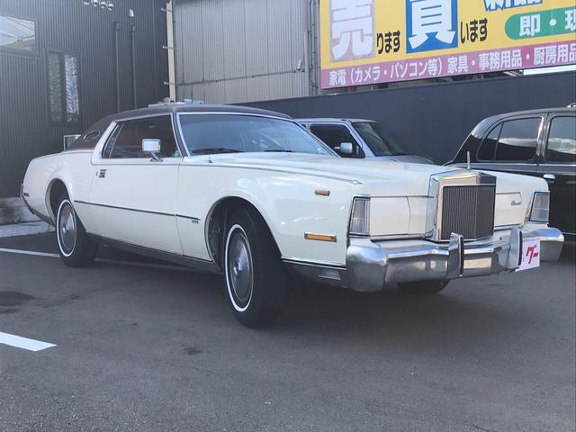 「リンカーン」「リンカーン マークIV」「クーペ」「富山県」の中古車3