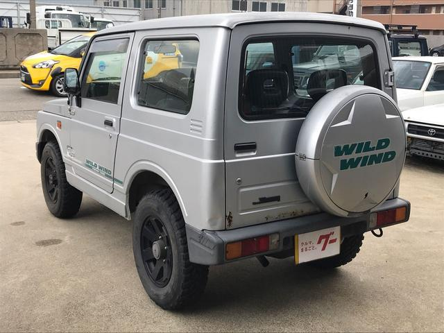 ワイルドウインド 4WDターボ シエラ15インチAW(9枚目)
