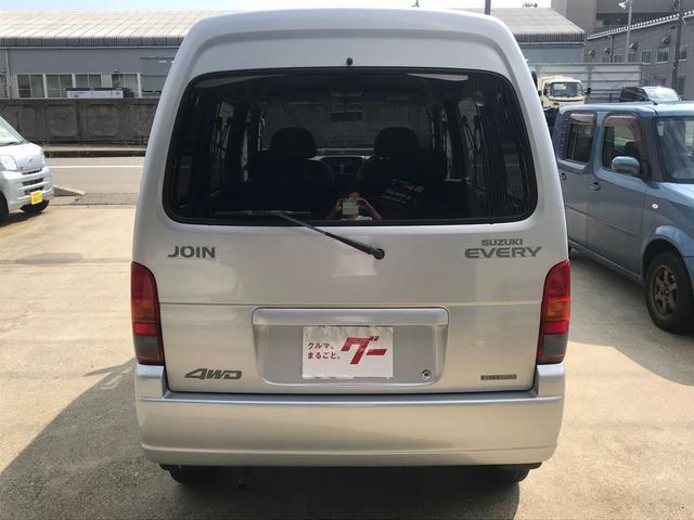 ジョイン 4WD 5速マニュアル キーレス 社外CDデッキ(7枚目)