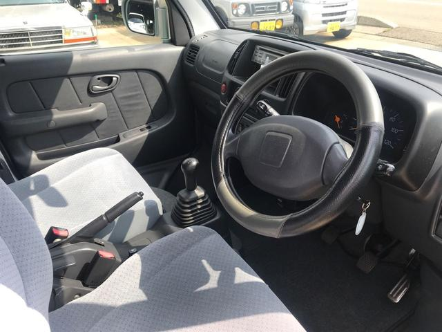 ジョイン 4WD 5速マニュアル キーレス 社外CDデッキ(20枚目)