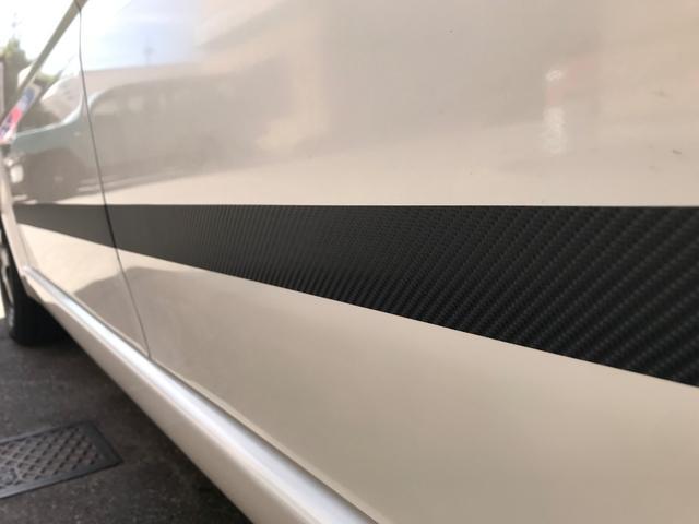 カスタムX グリル/サイドカーボンスタイル ブラック14AW(17枚目)