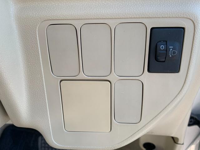 L 15インチ社外アルミ 太タイヤ新品 オリジナル2トンカラー 車内抗菌コロナ対策済み コーティング済 走行34000k キーレス ラグジュアリー仕様(30枚目)