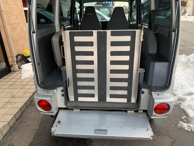 スローパー 両側スライドドア 後列補助席 パワーウィンドウ バギーバイク 車内抗菌 コート済み(24枚目)