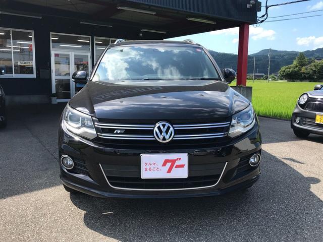「フォルクスワーゲン」「VW ティグアン」「SUV・クロカン」「富山県」の中古車3