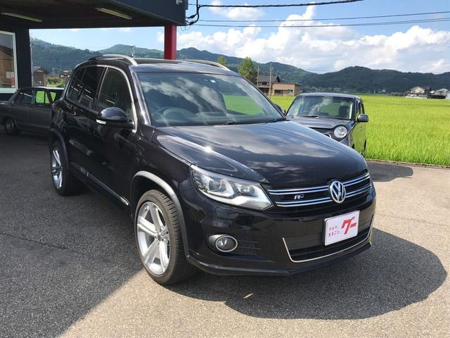 「フォルクスワーゲン」「VW ティグアン」「SUV・クロカン」「富山県」の中古車29
