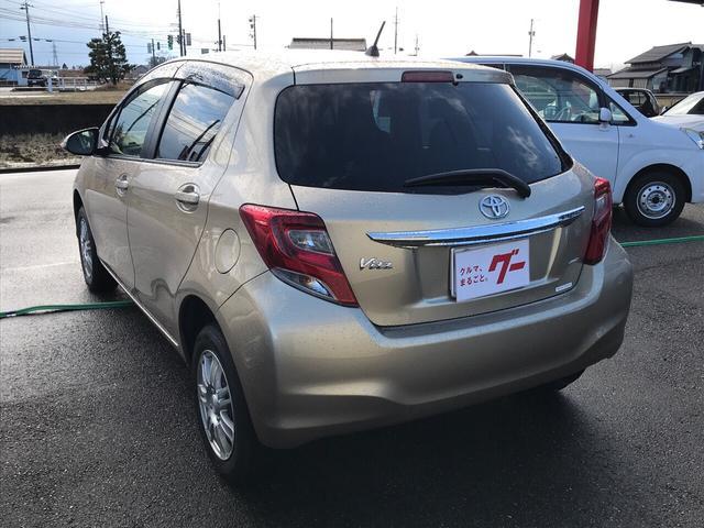 「トヨタ」「ヴィッツ」「コンパクトカー」「富山県」の中古車8