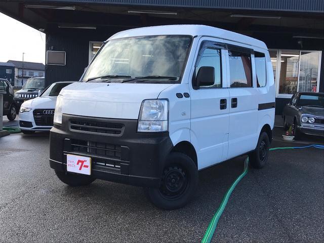 「スズキ」「エブリイ」「コンパクトカー」「富山県」の中古車26