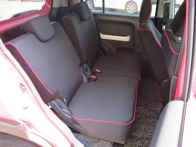 Xターボ 4WD 禁煙車 ツートンカラー 衝突軽減システム(15枚目)