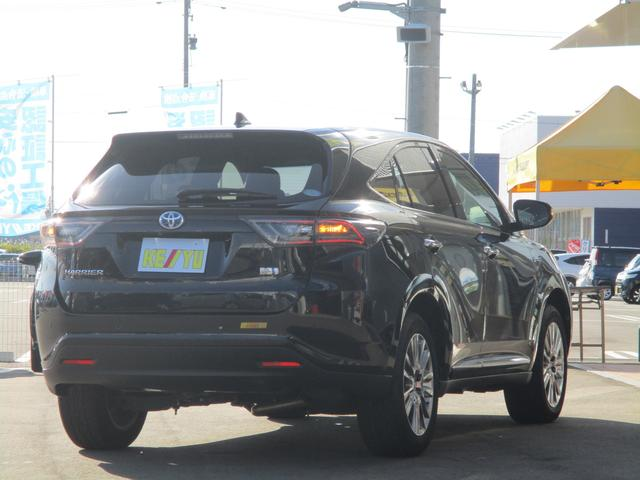 「トヨタ」「ハリアーハイブリッド」「SUV・クロカン」「富山県」の中古車2