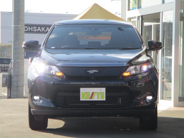「トヨタ」「ハリアーハイブリッド」「SUV・クロカン」「富山県」の中古車11