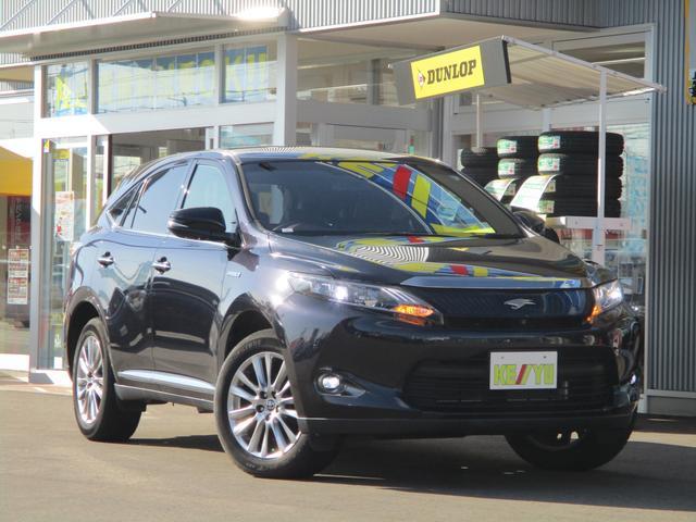 「トヨタ」「ハリアーハイブリッド」「SUV・クロカン」「富山県」の中古車15