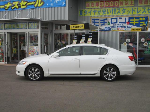 「レクサス」「GS」「セダン」「富山県」の中古車9