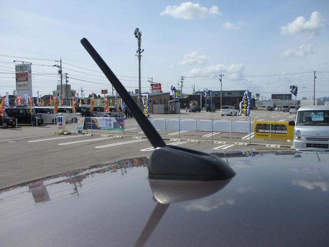 X 禁煙車 アイドリングストップ スマートキー プッシュスタート オートエアコン フルセグSD ブルートゥース ETC 純正アルミ(33枚目)
