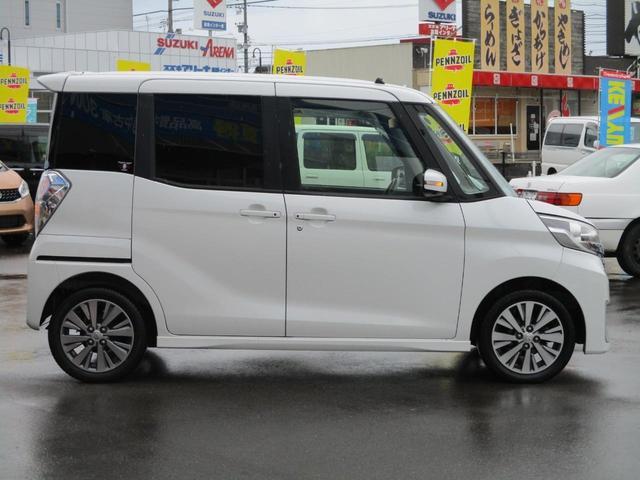 「日産」「デイズルークス」「コンパクトカー」「富山県」の中古車7