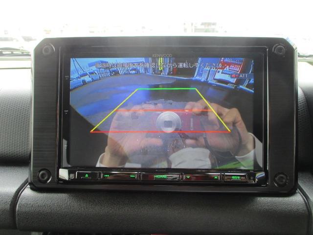 XC 禁煙 4WD ターボ 1オーナー 全国納車可能 8インチ彩速ナビ ドライブレコーダー バックカメラ ETC 衝突軽減 ROSSO MODELLOマフラー トーヨーMTタイヤ(3枚目)