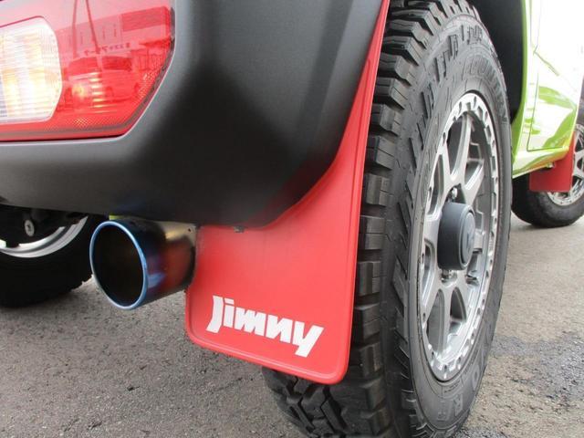XC 禁煙 4WD ターボ 1オーナー 全国納車可能 8インチ彩速ナビ ドライブレコーダー バックカメラ ETC 衝突軽減 ROSSO MODELLOマフラー トーヨーMTタイヤ(6枚目)