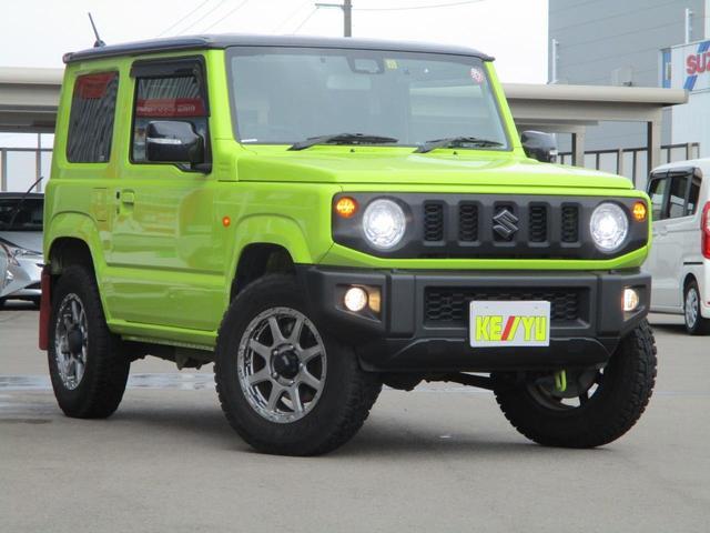 XC 禁煙 4WD ターボ 1オーナー 全国納車可能 8インチ彩速ナビ ドライブレコーダー バックカメラ ETC 衝突軽減 ROSSO MODELLOマフラー トーヨーMTタイヤ(14枚目)