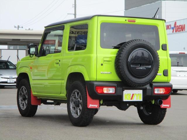 XC 禁煙 4WD ターボ 1オーナー 全国納車可能 8インチ彩速ナビ ドライブレコーダー バックカメラ ETC 衝突軽減 ROSSO MODELLOマフラー トーヨーMTタイヤ(16枚目)