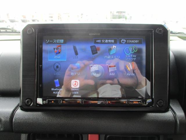 XC 禁煙 4WD ターボ 1オーナー 全国納車可能 8インチ彩速ナビ ドライブレコーダー バックカメラ ETC 衝突軽減 ROSSO MODELLOマフラー トーヨーMTタイヤ(27枚目)