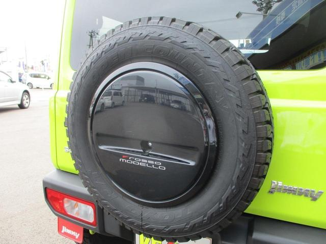 XC 禁煙 4WD ターボ 1オーナー 全国納車可能 8インチ彩速ナビ ドライブレコーダー バックカメラ ETC 衝突軽減 ROSSO MODELLOマフラー トーヨーMTタイヤ(45枚目)
