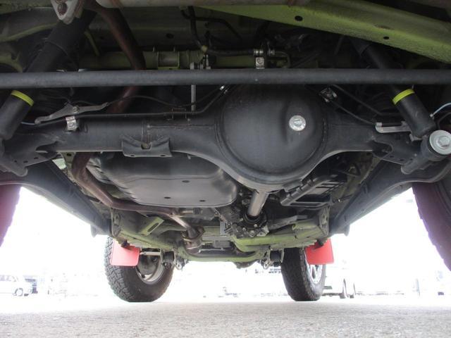 XC 禁煙 4WD ターボ 1オーナー 全国納車可能 8インチ彩速ナビ ドライブレコーダー バックカメラ ETC 衝突軽減 ROSSO MODELLOマフラー トーヨーMTタイヤ(47枚目)