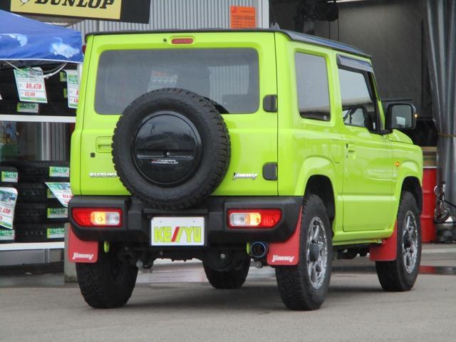 XC 禁煙 4WD ターボ 1オーナー 全国納車可能 8インチ彩速ナビ ドライブレコーダー バックカメラ ETC 衝突軽減 ROSSO MODELLOマフラー トーヨーMTタイヤ(55枚目)