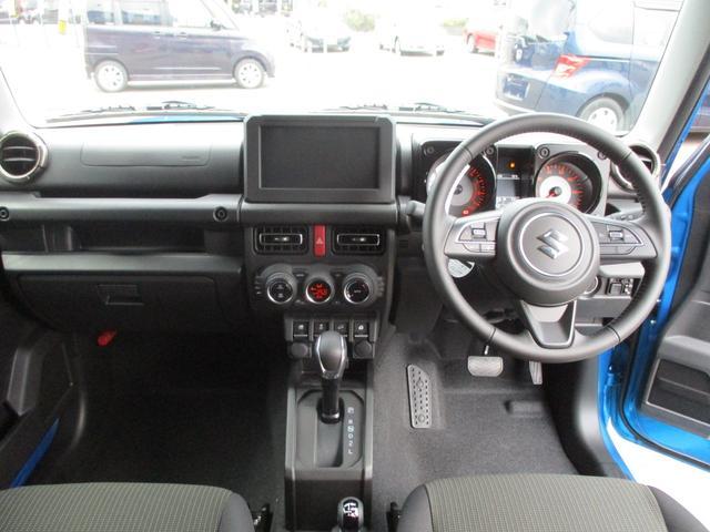 4WD 4AT 届出済未使用車 スズキセーフティサポート メーカー保証継承可能 走行7km 全国納車可能 LEDヘッドランプ ETC スマートキー クルーズコントロール オートエアコン