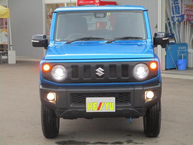 XC 4WD 4AT 届出済未使用車 スズキセーフティサポート メーカー保証継承可能 走行7km 全国納車可能 LEDヘッドランプ ETC スマートキー クルーズコントロール オートエアコン(43枚目)