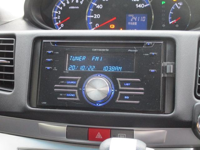 カスタム RS 禁煙 ターボ MOMO革巻きハンドル スマートキー カロッツェリアCDオーディオ 純正16インチアルミ HIDヘッドライト ベンチシート(3枚目)