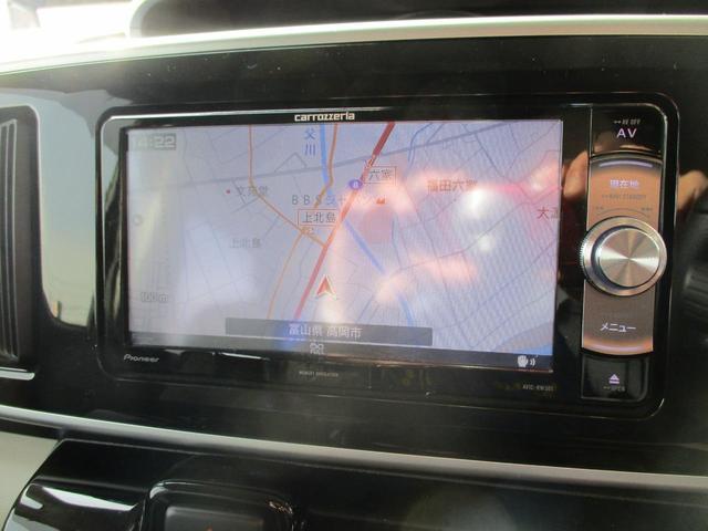 Gメイクアップ SAIII 禁煙車 ブラックインテリアパック 走行35300km SDナビ バックカメラ 両側自動ドア 衝突被害軽減装置 LEDヘッドライト 横滑り防止 アイドリングストップ コーナーセンサー ETC(3枚目)