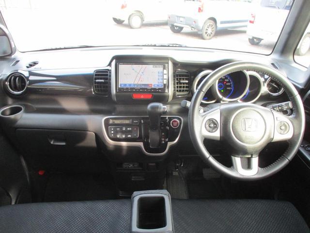 G・ターボパッケージ 禁煙車 走行33730km 両側自動ドア フルセグHDDナビ ブルートゥース USB バックカメラ ETC クルーズコントロール 横滑り防止 パドルシフト HIDオートライト 15インチアルミ(3枚目)